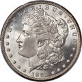 Morgan Dollars, 1893 $1 MS65+ PCGS. CAC....