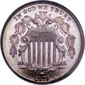 Proof Shield Nickels, 1879 5C PR68 NGC....