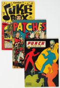Golden Age (1938-1955):Miscellaneous, Golden Age Restored Comics Group of 12 (Various Publishers, 1941-54) Condition: Apparent GD/VG.... (Total: 12 )