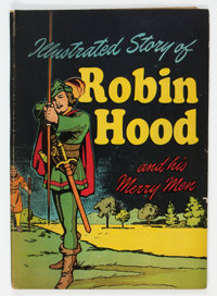 Classics Giveaways Robin Hood (Gilberton, 1944) Condition: FN-