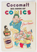 Golden Age (1938-1955):Humor, Cocomalt Big Book of Comics #1 (Chesler, 1938) Condition: VG+....