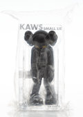 Collectible, KAWS (b. 1974). Small Lie (Black), 2017. Painted cast vinyl. 11 x 5 x 4-1/2 inches (27.9 x 12.7 x 11.4 cm). Open Edition...