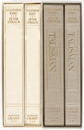 Books:Fine Press and Limited Editions, Stephen King and Peter Straub The Talisman Limited Slipcase Editions (Grant, 1984).... (Total: 2 Items)