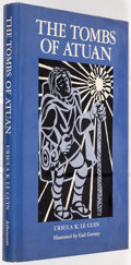 Books:First Editions, Ursula K. Le Guin The Tombs of Atuan First Edition (Atheneum, 1971)....