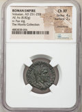 Ancients:Roman Imperial, Volusian (AD 251-253). AE As...