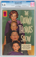 Silver Age (1956-1969):Humor, Four Color #1249 The Danny Thomas Show - File Copy (Dell, 1961) CGC NM 9.4 Off-white to white pages....