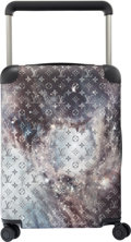 "Luxury Accessories:Travel/Trunks, Louis Vuitton x Marc Newson Monogram Galaxy Coated Canvas Horizon 55 Suitcase. Condition: 1. 15.5"" Width x 22"" Height ..."