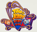 Animation Art:Production Drawing, Tom and Jerry Kids Studio Master Log...