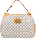 "Luxury Accessories:Bags, Louis Vuitton Damier Azur Galleria PM. Condition: 2. 15.5"" Width x 11.5"" Height x 6.5"" Depth. ..."