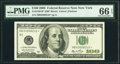 Small Size:Federal Reserve Notes, Fr. 2180-B* $100 2006 Federal Reserve Star Note. PMG Gem Uncirculated 66 EPQ.. ...