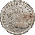 Early Dollars, 1797 $1 10x6 Stars, Large Letters, B-3, BB-71, R.2, XF40 NGC....