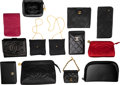 Luxury Accessories:Accessories, Chanel Set of 13: Leather Accessories. Condition: 2. See Extended Condition Report for Sizes.... ... (Total: 13 )