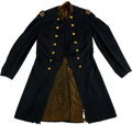 Militaria:Uniforms, Union Frock Coat Identified to Lt. Col. Normand Smith of the 13th New Hampshire.. ...