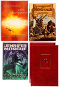 Books:First Editions, Assorted Science Fiction and Fantasy Novels Box Lot (Various Publishers, 1960s-2000s).... (Total: 4 Box Lots)