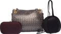 Luxury Accessories:Bags, Bottega Veneta Set of Three: Shoulder and Evening Bags. Condition: 3. See Extended Condition Report for Sizes.... ... (Total: 3 )