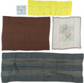 Luxury Accessories:Accessories, Set of Five: Hermès Scarves. Condition: 2. See Extended Condition Report for Sizes.... ... (Total: 5 )