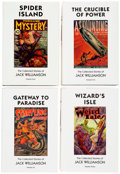 Books:Fine Press and Limited Editions, The Collected Stories of Jack Williamson Vols. 1-8 Limited Slipcase Editions (Haffner, 1999-2011).... (Total: 8 Items)