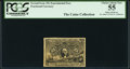 Fractional Currency:Second Issue, Milton 2E25F.3a 25¢ Second Issue PCGS Choice About New 55.. ...