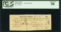 Obsoletes By State:Virginia, Wytheville, VA- Wythe County $8 Dec. 12, 1863 PCGS About New 50.. ...