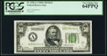 Fr. 2101-A $50 1928A Federal Reserve Note. PCGS Very Choice New 64PPQ