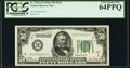 Small Size:Federal Reserve Notes, Fr. 2101-B $50 1928A Federal Reserve Note. PCGS Very Choice New 64PPQ.. ...