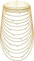 Estate Jewelry:Necklaces, Diamond, Gold Necklace, Cartier . ...