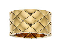 Gold Ring, Chanel, French