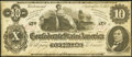 Confederate Notes:1862 Issues, T46 $10 1862 PF-2 Cr. 343 Fine.. ...