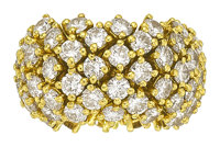 Diamond, Gold Ring