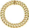 Estate Jewelry:Necklaces, Gold Necklace. ...