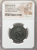 Ancients:Roman Imperial, Nerva (AD 96-98). AE Dupondius...