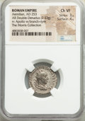 Ancients:Roman Imperial, Aemilian (AD 253). AR Double-Denarius...