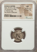 Ancients:Roman Imperial, Septimius Severus (AD 193-211). AR denarius (18mm, 3.05 gm...
