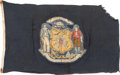 Military & Patriotic:WWII, Wisconsin State Flag.. ...