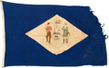 Military & Patriotic:WWII, Delaware State Flag.. ...