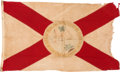 Military & Patriotic:WWII, Florida State Flag.. ...