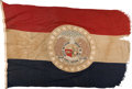 Military & Patriotic:WWII, Missouri State Flag.. ...