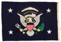 Political:Presidential Relics, Franklin D. Roosevelt: One of His Official Presidential Yacht Flags.. ...