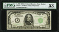 Fr. 2212-A $1,000 1934A Federal Reserve Note. PMG About Uncirculated 53