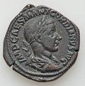 Ancients: Gordian III (AD 238-244). AE sestertius (31mm, 20.63 gm, 11h). XF