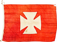 Large 5th Army Corps Headquarters Flag