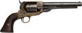 Handguns:Single Action Revolver, Fine and Rare Civil War Confederate Spiller & Burr Revolver.. ...