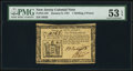 Colonial Notes:New Jersey, New Jersey January 9, 1781 1s 6d PMG About Uncirculated 53...
