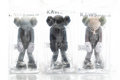 Collectible, KAWS (b. 1974). Small Lie, set of three, 2017. Painted cast vinyl. 11 x 5 x 4-1/2 inches (27.9 x 12.7 x 11.4 cm) (each)... (Total: 3 Items)