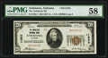 National Bank Notes:Alabama, Andalusia, AL - $20 1929 Ty. 1 The Andalusia National Bank Ch. # 11955 PMG Choice About Unc 58.. ...