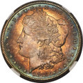 1885-CC $1 MS65+ NGC. NGC Census: (1801/785 and 35/58+). PCGS Population: (4520/1380 and 154/219+). CDN: $780 Whsle. Bid...