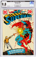 Bronze Age (1970-1979):Superhero, Superman #259 Murphy Anderson File Copy (DC, 1972) CGC NM/MT 9.8 Off-white to white pages....