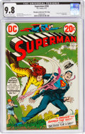 Silver Age (1956-1969):Superhero, Superman #256 Murphy Anderson File Copy (DC, 1972) CGC NM/MT 9.8 Off-white to white pages....