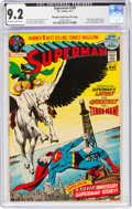 Bronze Age (1970-1979):Superhero, Superman #249 Murphy Anderson File Copy (DC, 1972) CGC NM- 9.2 Off-white to white pages....