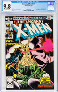 Modern Age (1980-Present):Superhero, X-Men #144 (Marvel, 1981) CGC NM/MT 9.8 Off-white to white pages....